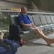 A Lover Dutchman Spends 10 Days in Airport Waiting t...